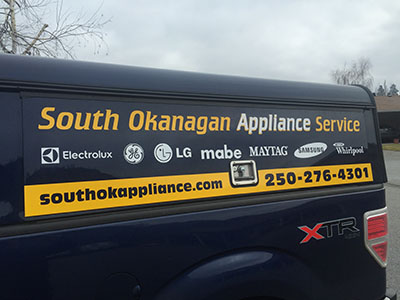 South Okanagan Appliance Services